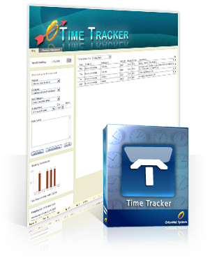 A screenshot from Time Tracker